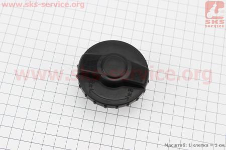Крышка топливного бака с резьбой (нового образца) DongFeng 244/240 (200.50.011) к минитракторам DongFeng 240-404