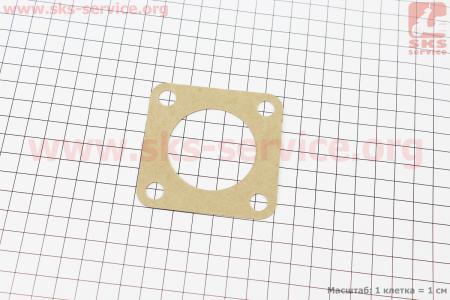 Прокладка глушителя DongFeng 240/244 (300.22.101) к минитракторам DongFeng 240-404