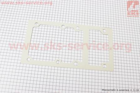 Прокладка крышки КПП DongFeng 240/244 (200.37.138) к минитракторам DongFeng 240-404