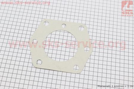 Прокладка чехла горизонтального вала DongFeng 244 к минитракторам DongFeng 240-404