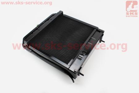 Радиатор DongFeng 354 (354.13.013) к минитракторам DongFeng 240-404