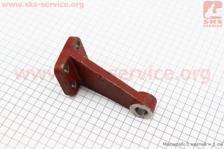 Рычаг рулевого управления левый трапециевидный DongFeng 244/240 (254D.31.120) к минитракторам DongFeng 240-404