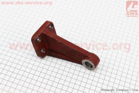 Рычаг рулевого управления правый трапециевидный DongFeng 244/240 (254D.31.121) к минитракторам DongFeng 240-404