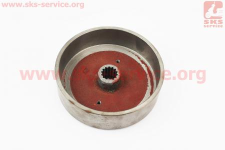 Тормозной барабан DongFeng 354 (300.43.134) к минитракторам DongFeng 240-404