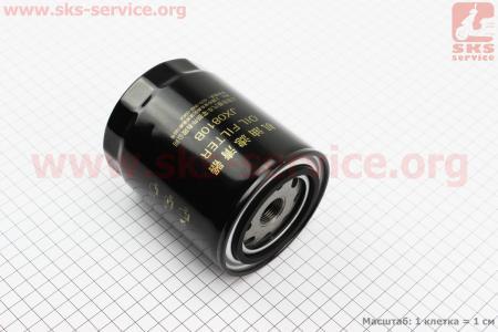 Фильтр масляний М=20х1,5 DongFeng 244/240 (JX0810B) к минитракторам DongFeng 240-404