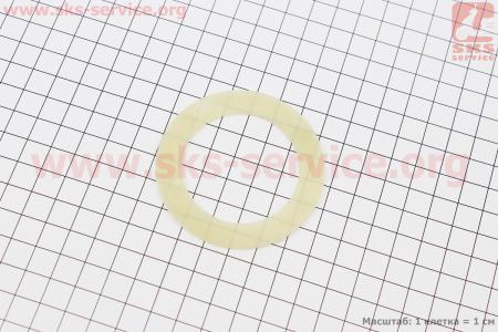 Шайба регулировочная шестерни полуоси заднего моста d=47мм, D=67мм (200.38.123) к минитракторам DongFeng 240-404