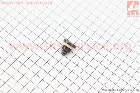 Клапан запорного плунжера к минитракторам Foton 240-404, Jinma 244264, ДТЗ