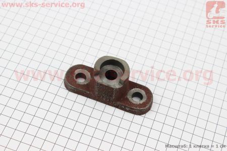 Седло вилки рабочего стержня Jinma 200/204/240/244 (180.37.303)  на минитрактор Jinma