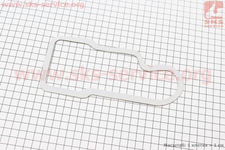 Прокладка крышки головки цилиндра (12A.01.122) на дизельный двигатель DL190-12