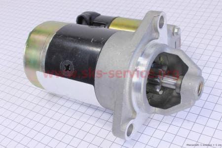 Стартер электрический 178F/186F для дизельного двигателя F178/ F186 - 6/9 л.с.