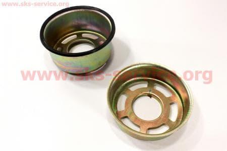 Фильтр воздушный - элемент грубой очистки 186F для дизельного двигателя F178/ F186 - 6/9 л.с.