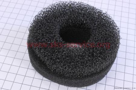 Фильтр воздушный - элемент тонкой очистки 178F для дизельного двигателя F178/ F186 - 6/9 л.с.