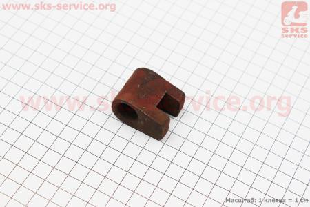 Вилка повышенной/пониженной передачи Xingtai 120/220 (10Т.37.305) к минитракторам Xingtai 120-224