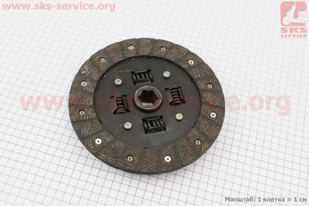 Диск сцепления Xingtai 120-220 (10.21.011) к минитракторам Xingtai 120-224