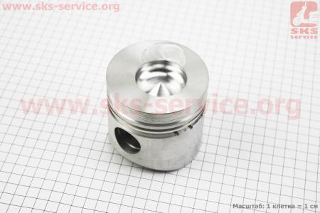 Поршень 85мм STD (KM485QB-04005)  к минитракторам Foton 240-404, Jinma 244/264, ДТЗ