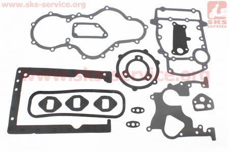 Прокладки двигателя к-кт 15шт  к минитракторам Foton 240-404, Jinma 244/264, ДТЗ