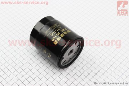 Фильтр топливный M=16мм CX0706 DongFeng 244, Foton 244, ДТЗ 244  к минитракторам Foton 240-404, Jinma 244/264, ДТЗ