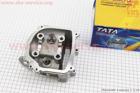 Головка цилиндра (пустая) 125сс на двигатель 125,150сс 4-Т (скутер)