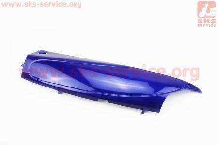 пластик - нижний боковой левый, СИНИЙ для китайских скутеров GRAND PRIX (Viper)