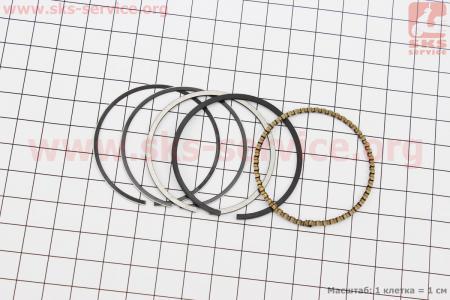 Кольца поршневые 70сс 47мм +0,50 для мопеда Delta (Viper)