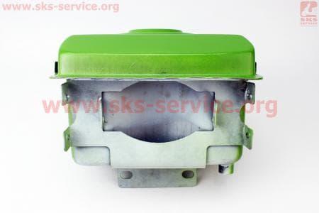 Бак топливный R175A/R180NM, 225x175x165мм, потайная горловина, отверстие под шланг топливный З/ч на двигатель дизельный R-175N/180N/ - 7/9 л.с.