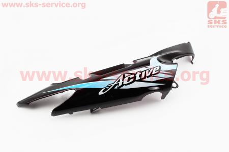 пластик - боковой задний правый, БОРДОВЫЙ для мопеда Active (Viper)