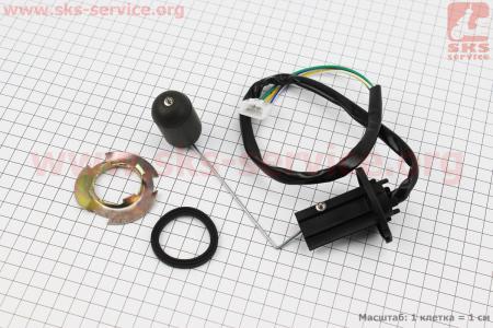 Датчик топливный в баке для мопеда SPORT50 MX50V(Suzuki) (Viper)