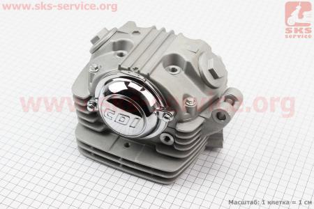 Головка цилиндра в сборе CB-125cc полный к-кт для мотоцикла VIPER-125-J (двигатель СВ-125сс-200сс)