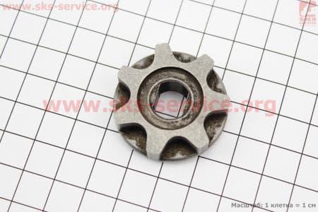 Звезда цепи 3/8-7 (D=35мм, d=9/12мм, H=11,5mm) для электропил купить в Украине