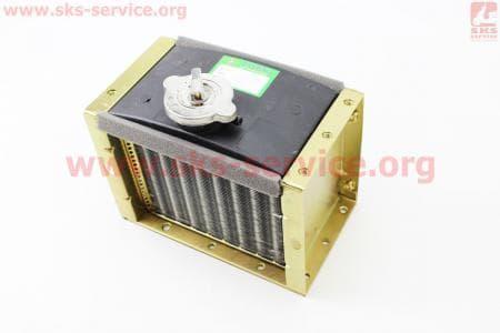 Радиатор R175A/R180NM (алюминий) З/ч на двигатель дизельный R-175N/180N/ - 7/9 л.с.