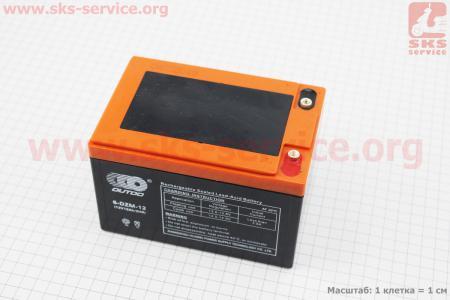 Аккумулятор 6DZM12 - 12V12Ah (L150*W101*H99mm) для ИБП, игрушек и др. для разной мототехники