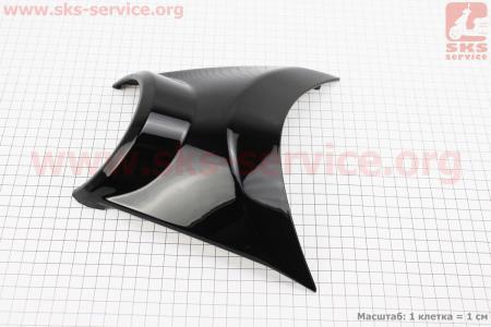 Yamaha BWS125 пластик - накладка клюва верхняя (под вертикальные фары)