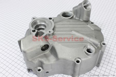 Крышка двигателя правая 250сс для китайских скутеров на двигатель 250сс 4-т водяное охлаждение