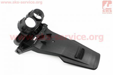 Yamaha BWS125-150 пластик - крыло заднее, с панелью под фонарь