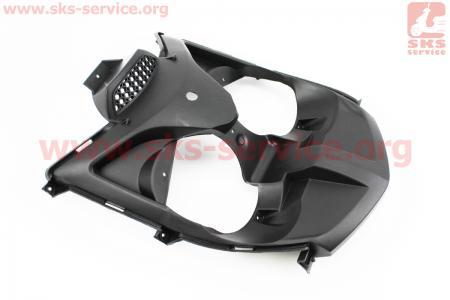 """Yamaha BWS125-150 пластик - передний верхний """"клюв"""" (под горизонтальные фары)"""