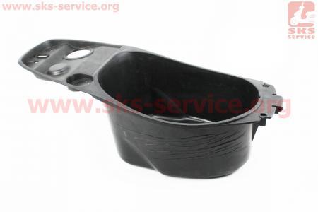 """пластик - багажник основной под сиденьем """"УНИТАЗ"""" для 125сс, тип 2 для скутеров GRAND PRIX (Viper)"""
