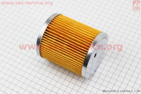Фильтр воздушный - элемент бумажный  R175A/180N/190N З/ч на двигатель дизельный R-175N/180N/ - 7/9 л.с.