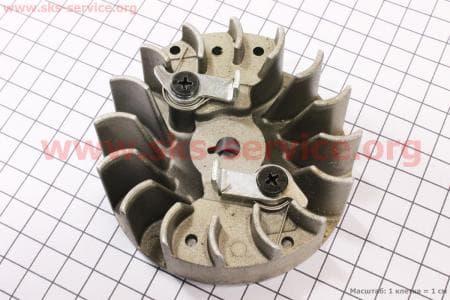 Ротор магнето в сборе для бензопил Husqvarna 137/142
