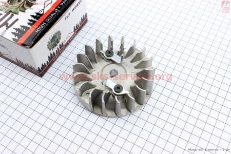 Ротор магнето в сборе для бензопил Husqvarna 345/350