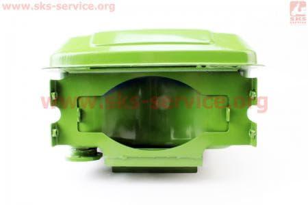 Бак топливный R190N, 270x210x165мм, потайная горловина, отверстие под кран топливный З/ч на двигатель дизельный R190N(NM)/R195N(NM)
