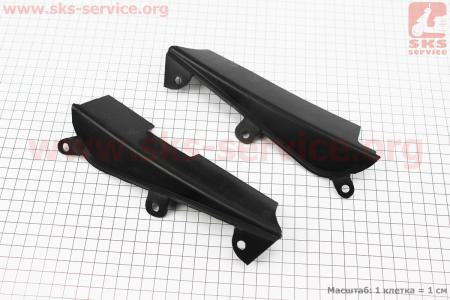 Viper - V200 пластик - боковая соединительная панель лев, прав к-кт 2шт для мотоциклов разных моделей (Китай, импорт)