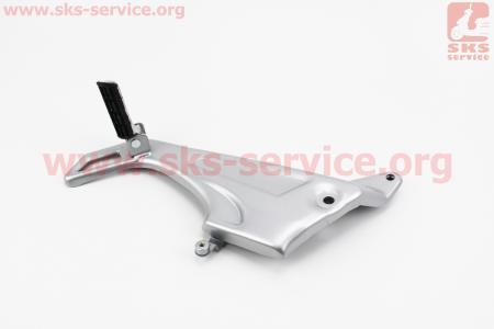 Viper - V200 подножка с кронштейном задняя левая для мотоциклов разных моделей (Китай, импорт)