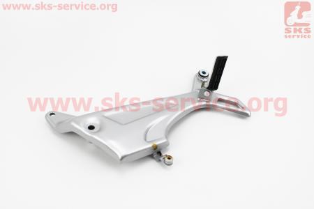 Viper - V200 подножка с кронштейном задняя правая для мотоциклов разных моделей (Китай, импорт)