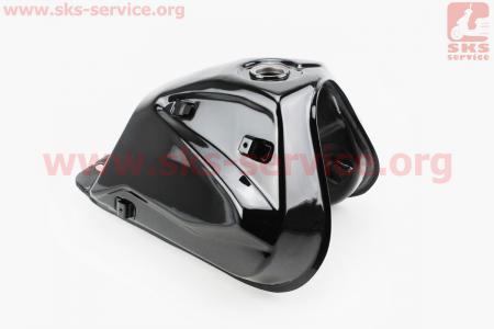 Viper - V200R Бак топливный ЧЕРНЫЙ для мотоциклов разных моделей (Китай, импорт)