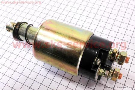 Втягивающие электростартера Тип №1 З/ч на двигатель дизельный R190N(NM)/R195N(NM)
