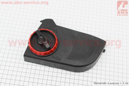 Кожух боковой Тип №8 для электропил