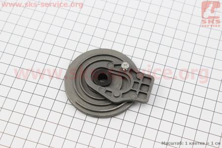 Натяжитель цепи (D=65мм, d=8мм) Тип №6 для электропил