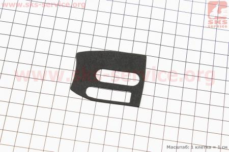Прокладка под пластину шины для электропил