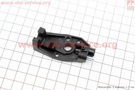 Пластина карбюратора Honda GX35 - 4Т для мотокосы