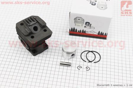 Цилиндр к-кт (цпг) 38мм (палец 10мм) Stihl FS-220/240 для мотокосы
